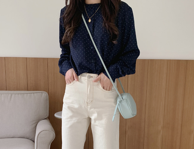 도티 blouse (2color)