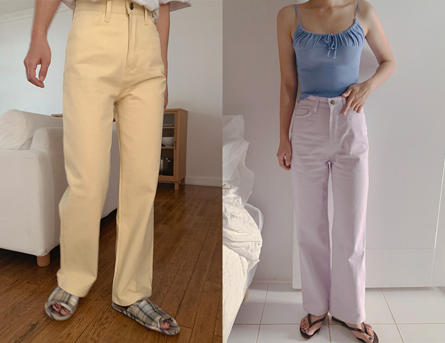 몰리브 pants (3color)