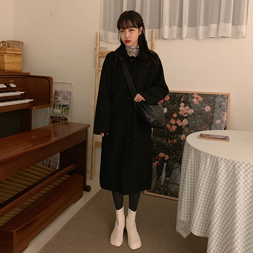 로보 coat (3color)