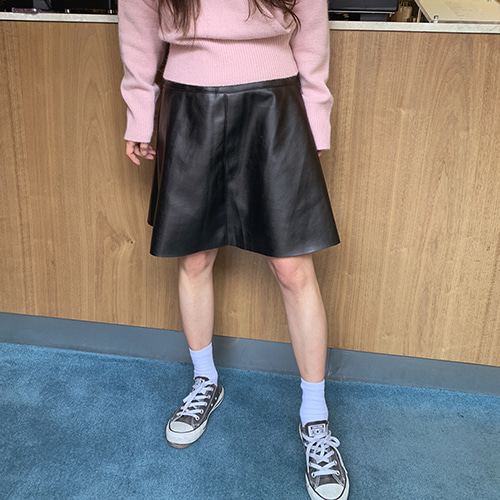 로에스 skirt (2color)