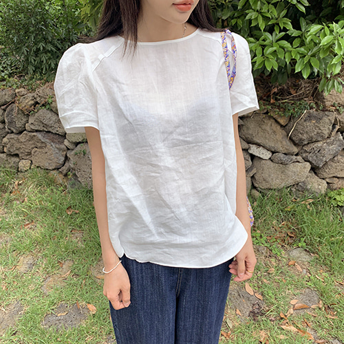 라즐링 blouse (3color)