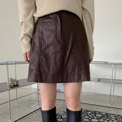 아일드 skirt (2color)