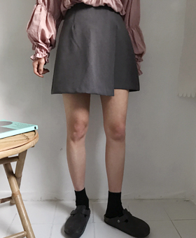 레어 skirt (2color)
