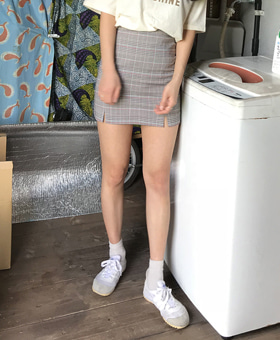 홀리 skirt (3color)