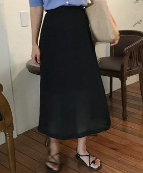 링클롱 skirt (3color)